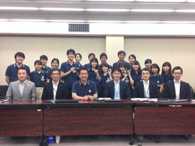 NTN株式会社への企業訪問