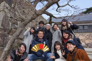 5期生卒業旅行in島根