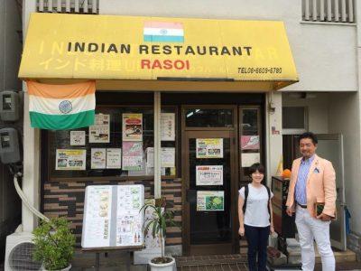 言葉は通じない、気持ちで語れ!「RASOI」のインド料理
